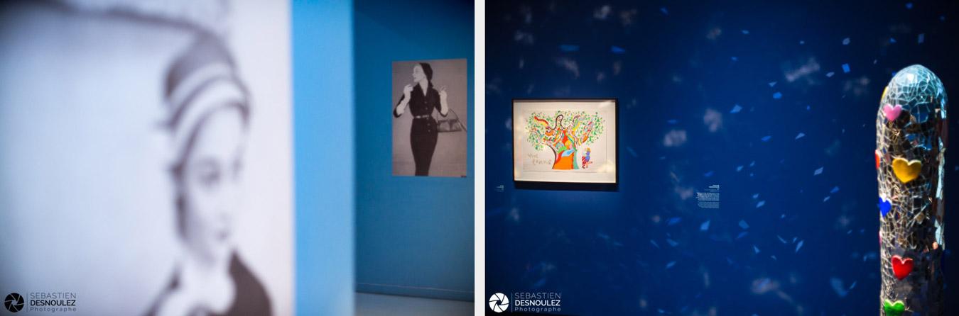 <strong>Nikki de Saint Phalle<span><br /><small><figcaption>Exposition Niki de Saint Phalle au Grand Palais – Paris – 2/01/2015 – Reportage photo : © Sebastien Desnoulez</figcaption><small><br /><b>voir en plein écran</b></span></strong><i>→</i>