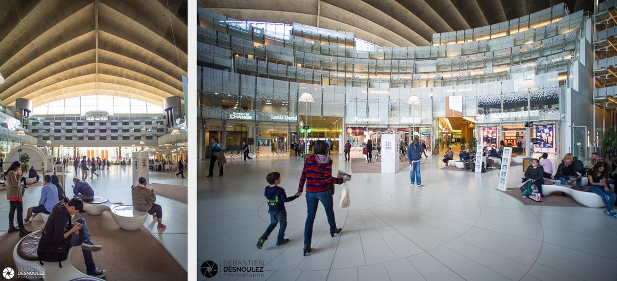 <strong>CNIT<span><br /><small><figcaption>CNIT – Paris La Défense – Photos réalisées par Sebastien Desnoulez photographe architecture</figcaption><small><br /><b>voir en plein écran</b></span></strong><i>→</i>