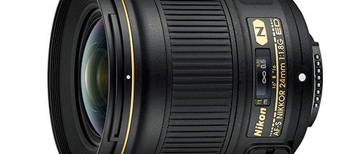 AF-S NIKKOR 24mm f/1.8G ED
