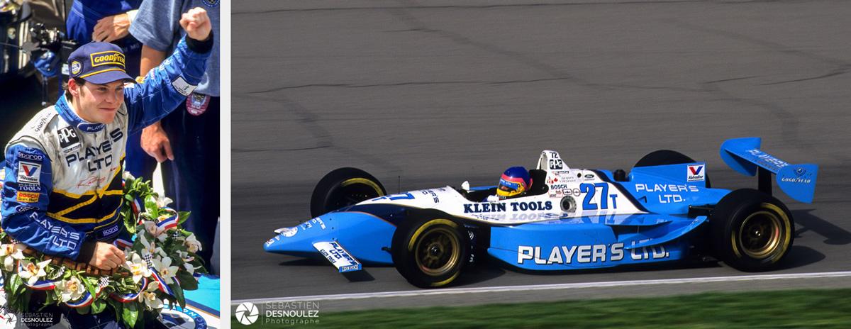 <strong>Motorsport<span><br /><small><figcaption>Reportage presse sport - Indianapolis 500 Miles 1995 - Jacques Villeneuve (CAN) vainqueur  - Photos : ©Sebastien Desnoulez</figcaption><small><br /><b>voir en plein écran</b></span></strong><i>&rarr;</i>