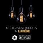 Packshots : Mettez vos produits en lumière