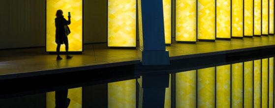 Inside the Horizon - Olafur Eliasson à la Fondation Louis Vuitton Photo : Sebastien Desnoulez