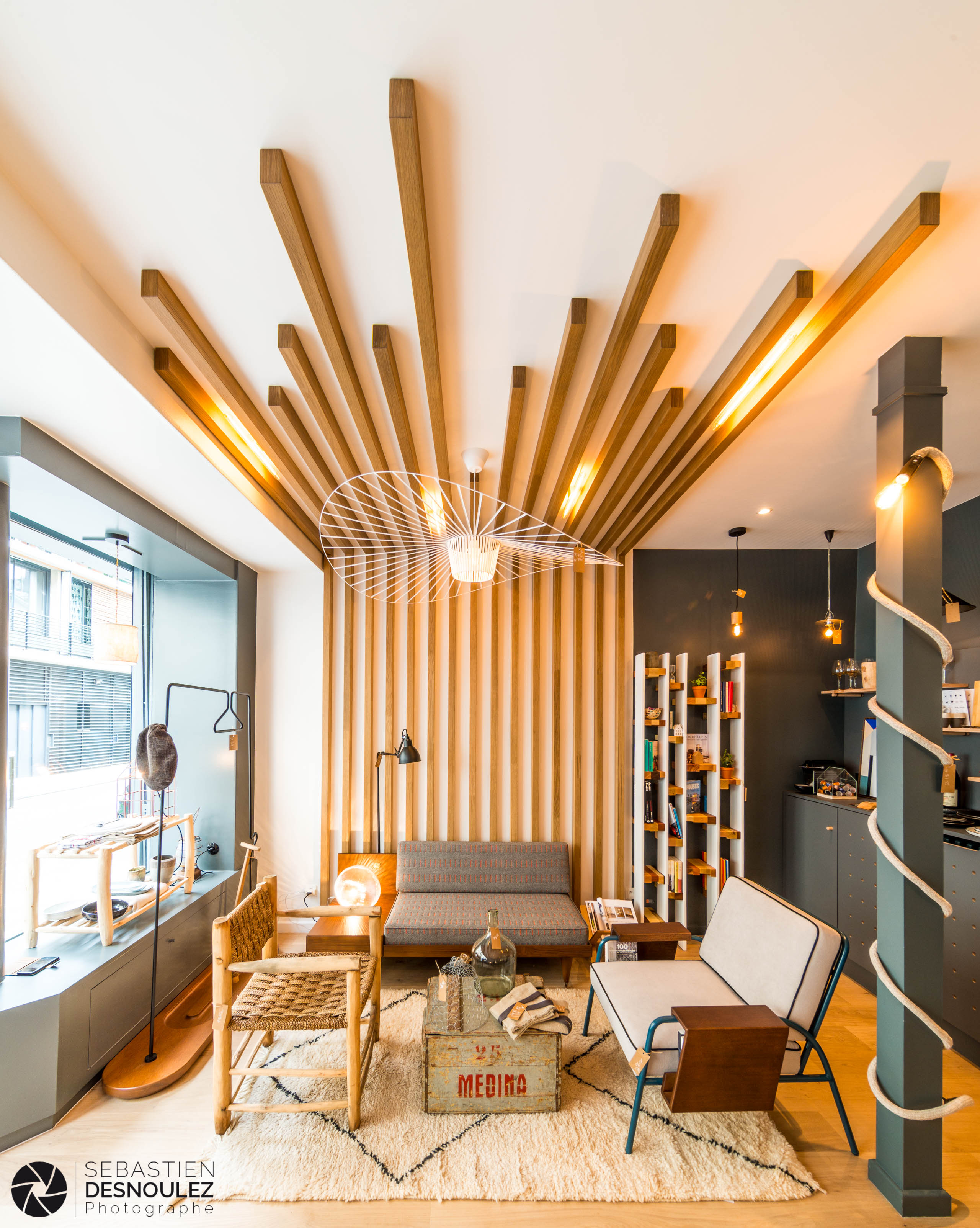 <strong>Photographe de décoration et d'architecture d'intérieur<span>Architecture </strong><i>→</i>