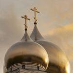 Bulbes de la cathédrale de la Sainte-Trinité de Paris - Photo : © Sebastien Desnoulez photographe d'ambiances et d'architecture