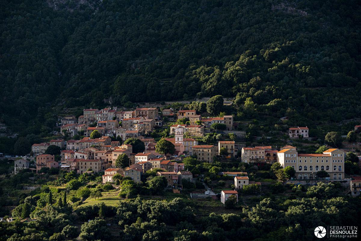 Calanques de Piana et paysages de Corse