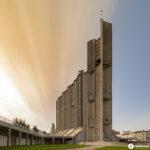 Église Notre-Dame de Royan en Charente Maritime - Photo : © Sebastien Desnoulez photographe d'ambiances et d'architecture