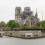 Notre-Dame de Paris photographiée le lendemain de l'incendie - Photo : © Sebastien Desnoulez photographe d'ambiances et d'architecture