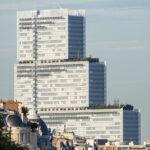 Palais de justice de Paris, Porte de Clichy - Photo : © Sebastien Desnoulez photographe d'ambiances et d'architecture