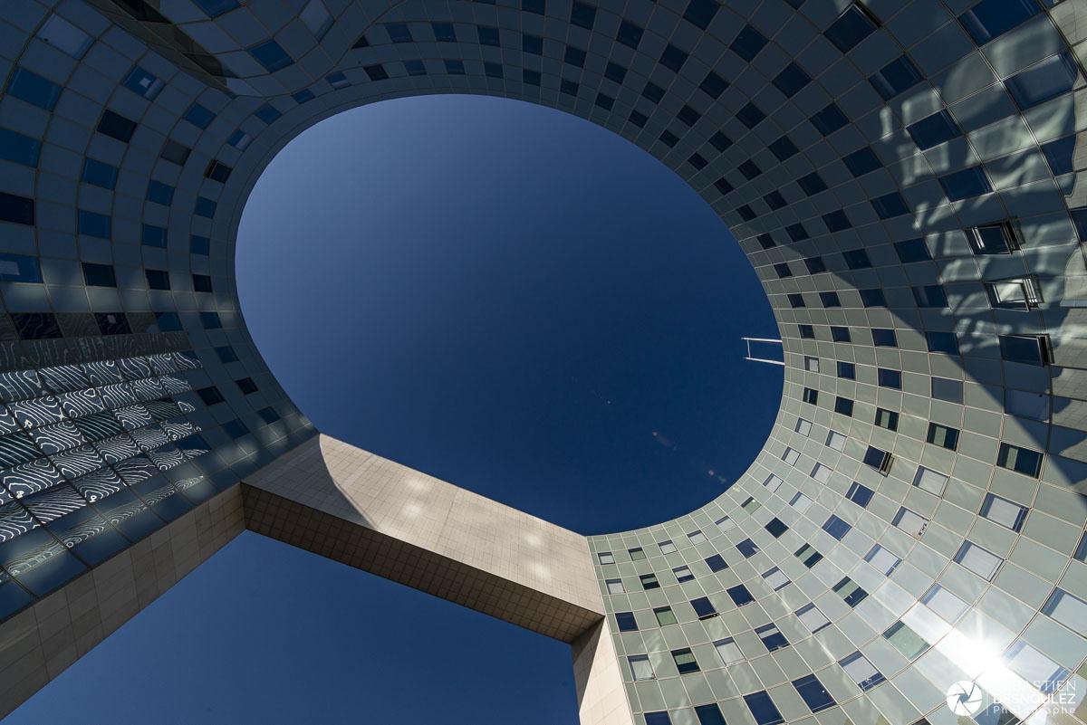 Place de l'Ellipse à La Défense