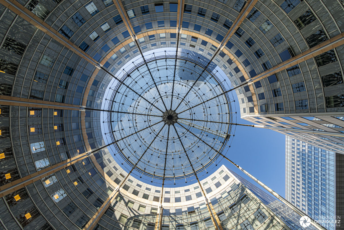 Place du Dôme à La Défense