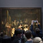 Rembrandt la relève de la garde au Rijksmuseum - Photo : © Sebastien Desnoulez photographe d'ambiances et d'architecture