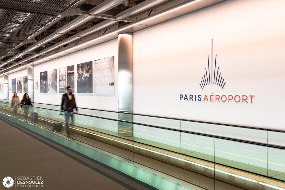 Reportage pour Aéroports de Paris